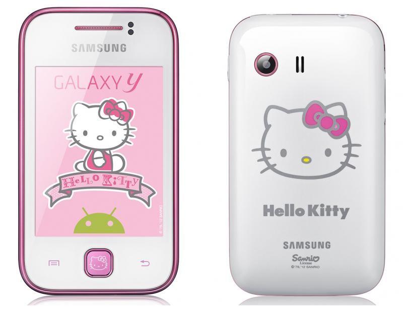 Unlocked original samsung s5230 hello kitty cell phones bluetooth fm radio jave 3 0 inch touch