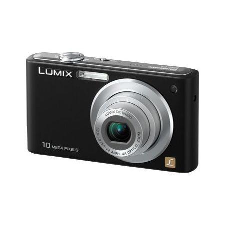 Фотоаппарат panasonic dmc-fs40 lumix black